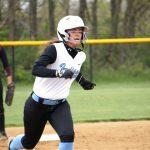 Saint Joseph High School Varsity Softball beat Jimtown High School 10-0