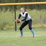 Saint Joseph High School Varsity Softball beat Lakeshore 5-4