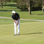 Boys varsity golf lost to Culver Military