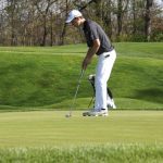 Boys' golf beat New Prairie