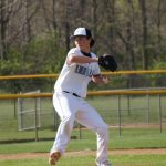 Saint Joseph High School Varsity Baseball beat Washington High School 12-2