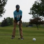 Boys golf lost to Plymouth