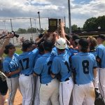 Local News Stations Cover Baseball's Prep for Regionals