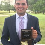 Golfer Michael Anthony named to all-state team