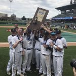 Welcome back the Baseball State Champs Monday