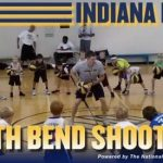 Indiana Pacers Basketball Camp hosted at Saint Joseph High School
