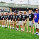 Baseball team recognized at Four Winds Field