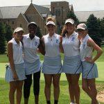 Girls' Golf wins season opener