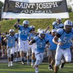 Saint Joseph High School Varsity Football beat Elkhart Central High School 34-7