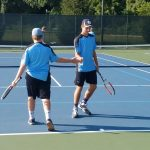 SJHS Boys JV Tennis falls to CMA 14-9