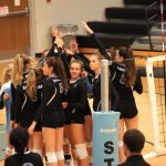 Varsity volleyball beat Marquette