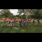 Cross Country Teams Compete at New Prairie