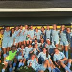 Saint Joseph High School Girls Junior Varsity Soccer beat Penn High School 1-0