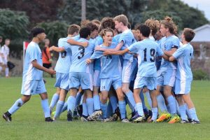 Boys' soccer sectional
