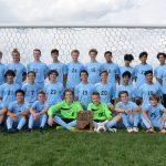 Boys' soccer wins IHSAA Sectional