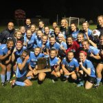 Girls' soccer wins IHSAA Sectional Tournament