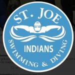 Saint Joseph High School Girls Varsity Swimming beat South Bend Riley High School 126-54