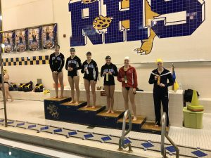 2017 South Bend City Swimming and Diving Championships