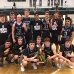 Boys Varsity Basketball beats Wawasee 34 – 30