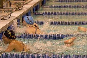 IHSAA Girls' Swimming Sectionals