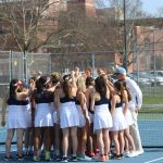 Girls Varsity Tennis beats Bremen 5 – 0