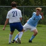 # 1 Ranked Boys' Soccer Remains Undefeated