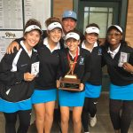Girls' Golf wins NIC Championship