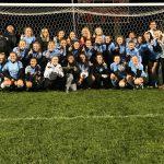 Girls' Soccer Regional Champions