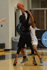 Girls Basketball vs. Clay