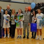 Girls' Basketball Senior Night