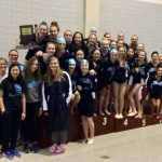 IHSAA Sectional Champions for Girls' Swimming and Diving