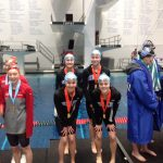 Girls' Swimming State Championships