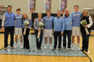 Boys Basketball Senior Night!