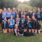 Girls Cross Country Wins South Bend City Championship
