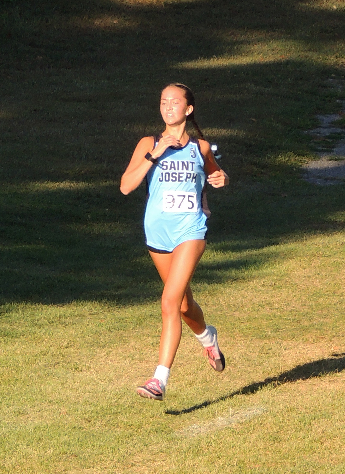 Boys and Girls Cross Country Advance to Regional