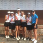 Girls' Golf  Advances to IHSAA Regionals