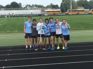 New Prairie Cross Country Invitational