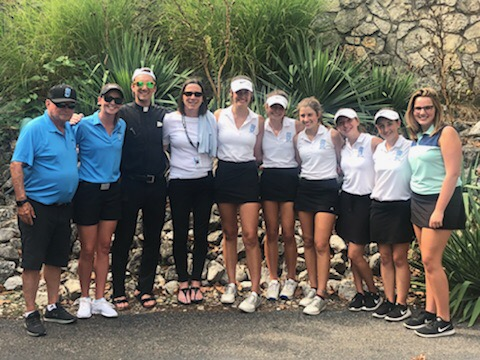 Girls' Golf All Conference Honors announced