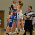 Girls Basketball vs Marian