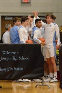 Boys' Basketball vs. Penn