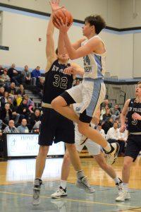 Boys' Basketball vs. New Prairie