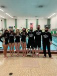 Senior Night for Saint Joe Swimmers