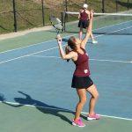 Women's Tennis Top Seed in SPAA
