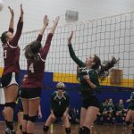 Volleyball Falls to Top Seed Statesville Christian