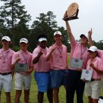 Golf Wins First UCHS State Championship