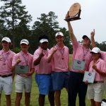 Golf Wins First UCHS State Championship