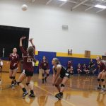 Volleyball prepares for SPAA Tournament