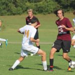 Soccer Falls in State Playoffs at Grace Christian