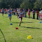 Men's Cross Country School Record Broken