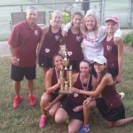 Women's Tennis Claims Conference Tournament Championship